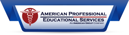 American Professional Educational Services Retina Logo